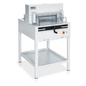 Ideal 4850 power guillotine