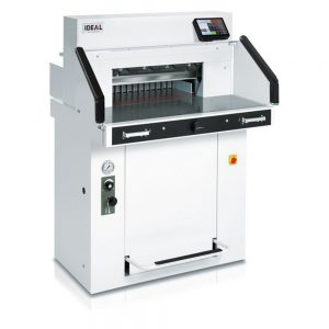 Ideal 5560 LT professional guillotine