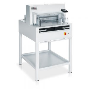 Ideal 4855 professional guillotine