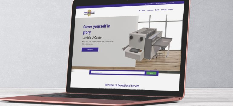 Fingerprint Digital Launches New Website